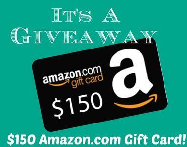 $150 Amazon Gift Card