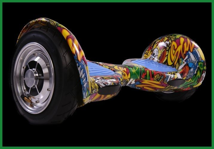 Win a Hoverboard 360 XL Graffiti